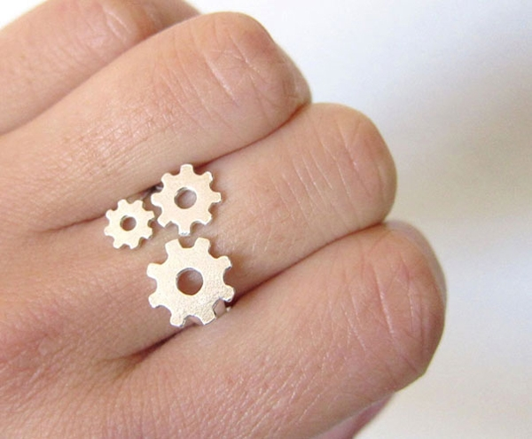 Кольца такие разные) (Фото 9)