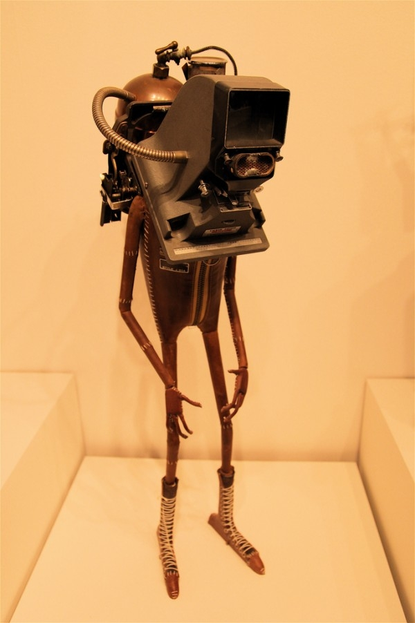 "Скульптуры в стиле ""Стимпанк"" Стефана Халлё (Фото 23)"