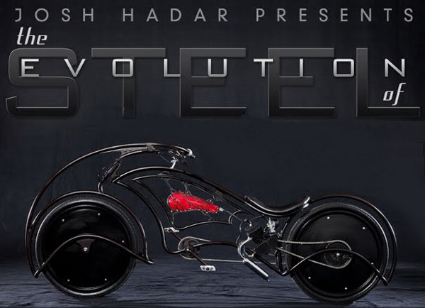 Эволюция стали Джоша Хадара (Josh Hadar)