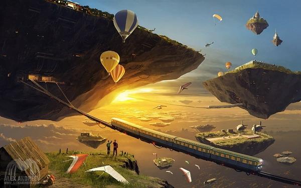 Альтернативная реальность Алексея Андреева (Фото 3)