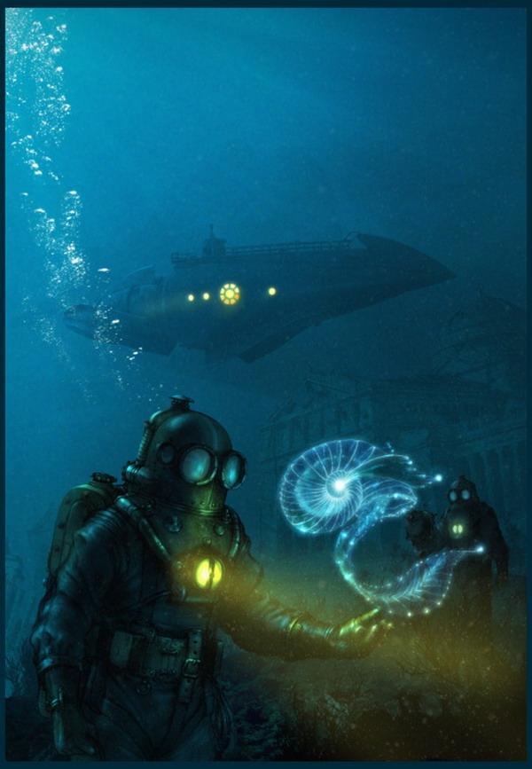 Подводный мир ( Репортаж из глубины ) (Фото 5)