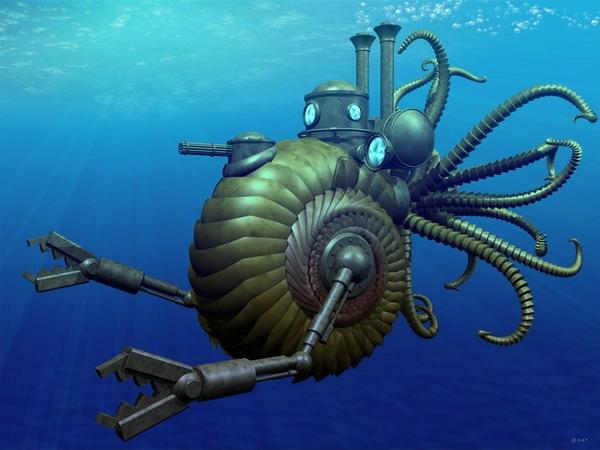 Подводный мир ( Репортаж из глубины ) (Фото 7)