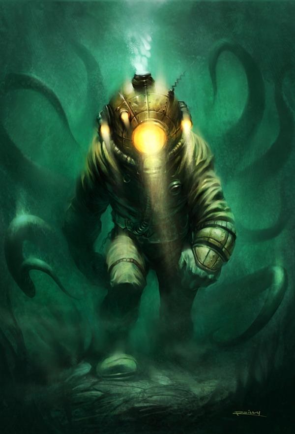Подводный мир ( Репортаж из глубины ) (Фото 10)