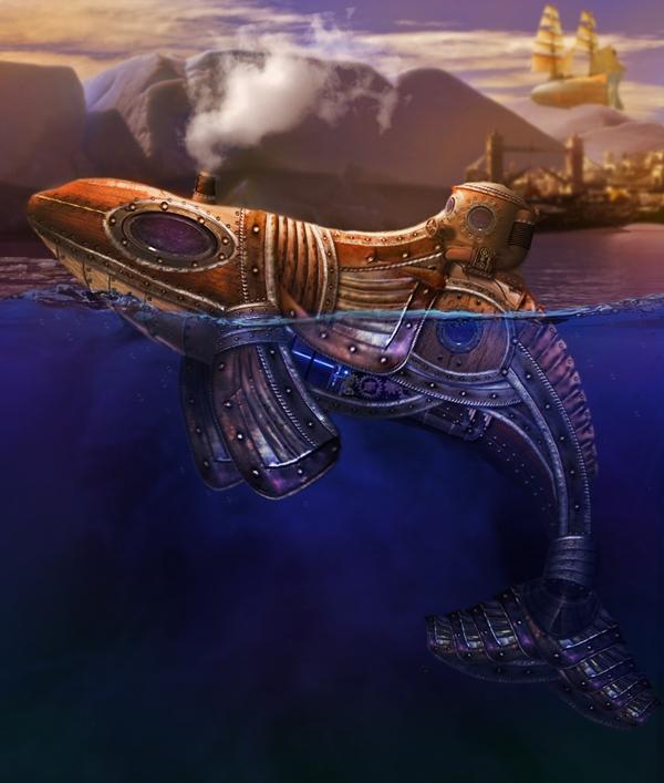 Подводный мир ( Репортаж из глубины ) (Фото 9)