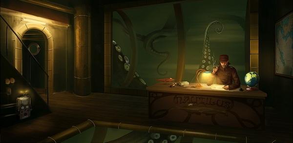 Подводный мир ( Репортаж из глубины ) (Фото 6)