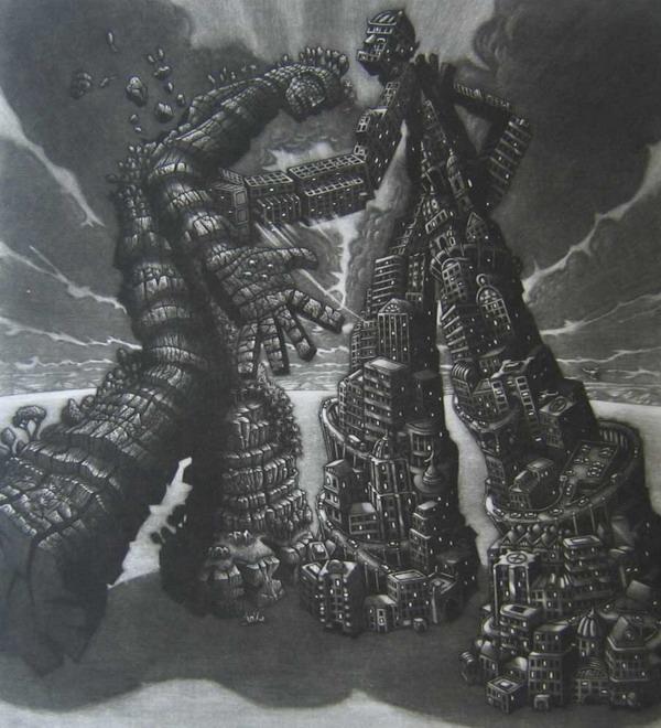 Martin Langford и его постапокалипсис (Фото 9)