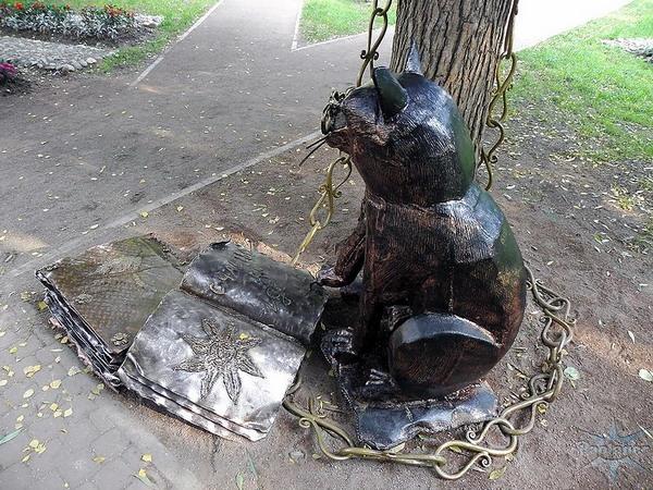 Кот учёный от Сергея Мельникова (Фото 4)