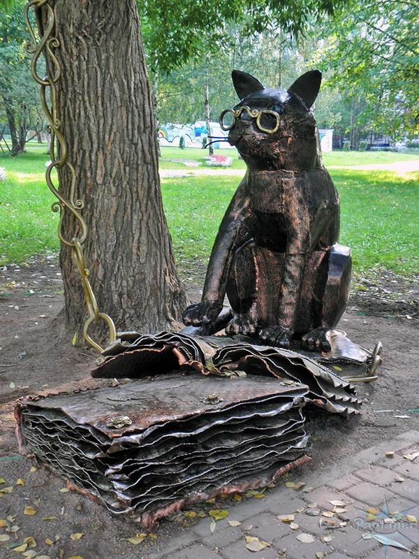 Кот учёный от Сергея Мельникова (Фото 2)