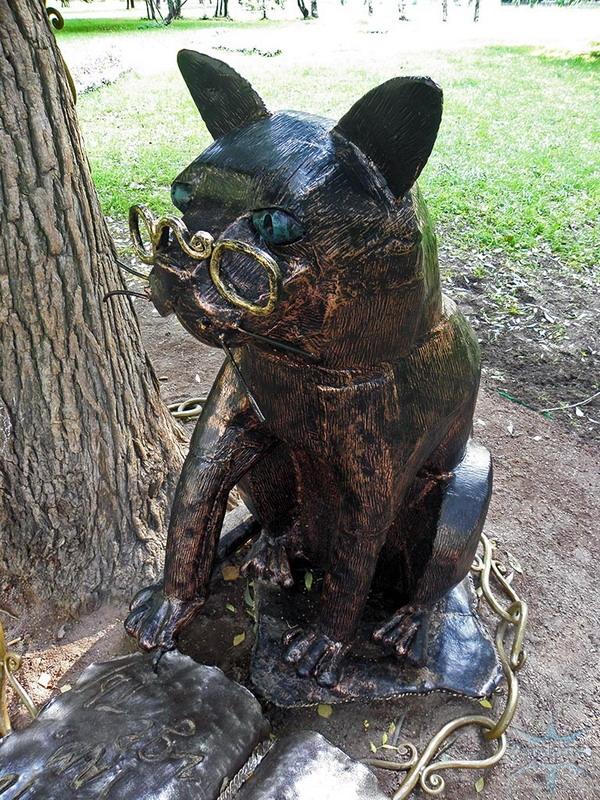 Кот учёный от Сергея Мельникова (Фото 5)