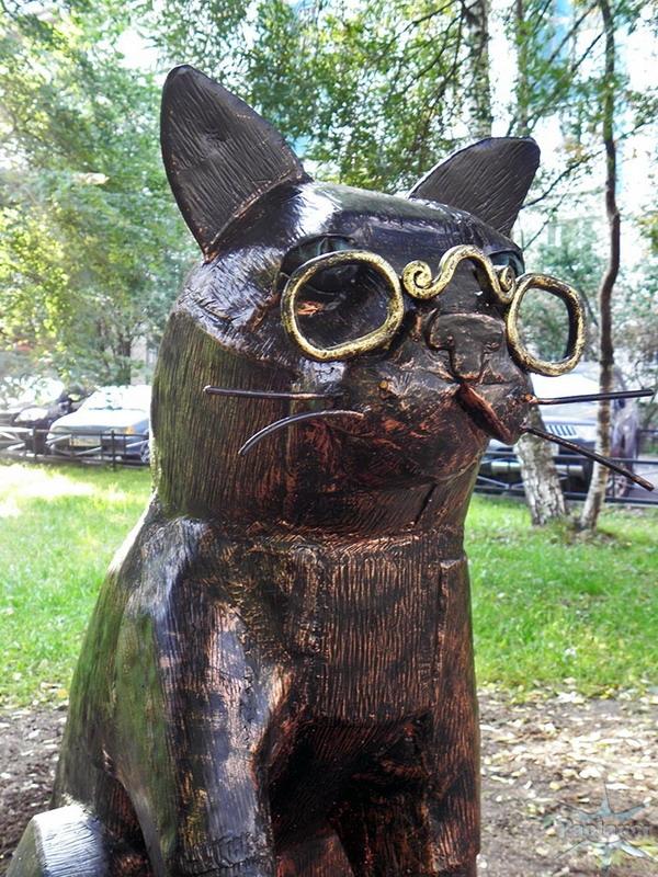 Кот учёный от Сергея Мельникова