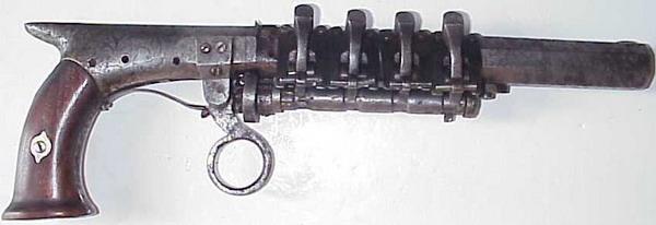 Интересное оружие от Horst Held (Фото 5)