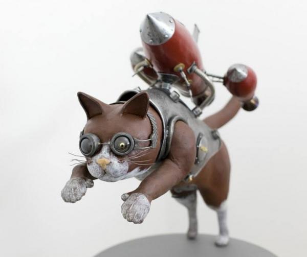 Функциональные животные от Nozomu Uchida