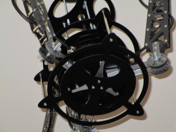 Светильник потолочный. Проект Феникс - III