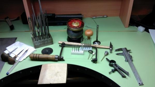 Инструменты для создания розы