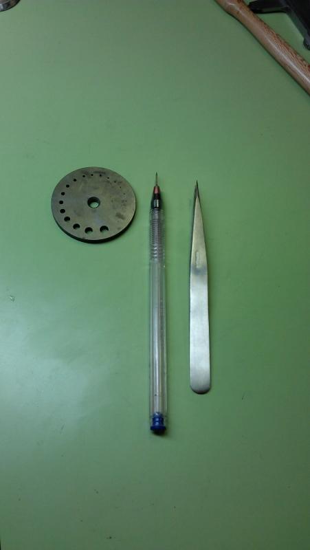 ЧЕРНАЯ РОЗА.Часть 2 (инструменты) (Фото 4)