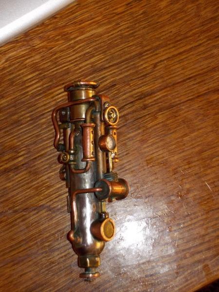 дизельный плазмогенератор (зажигалка №2) (Фото 2)