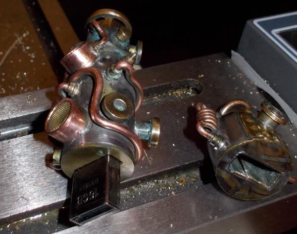 дизельный плазмогенератор (зажигалка №2) (Фото 9)