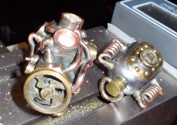 дизельный плазмогенератор (зажигалка №2) (Фото 8)