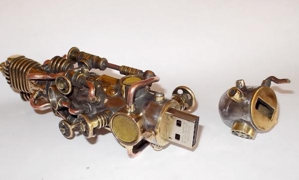 Мобильный дизельгенератор с паровой автоматикой (Фото 3)