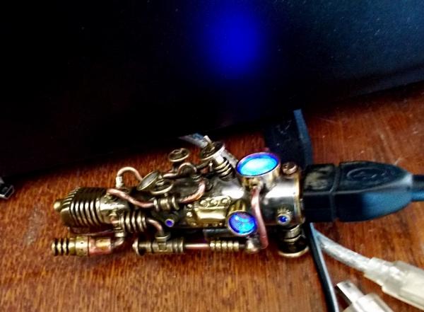 Мобильный дизельгенератор с паровой автоматикой (Фото 6)