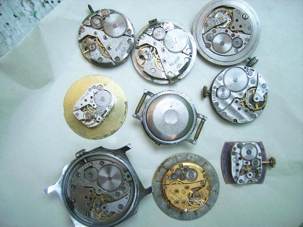 Бартер: часы на гильзы