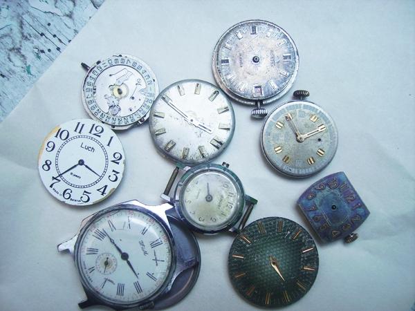 Бартер: часы на гильзы (Фото 2)
