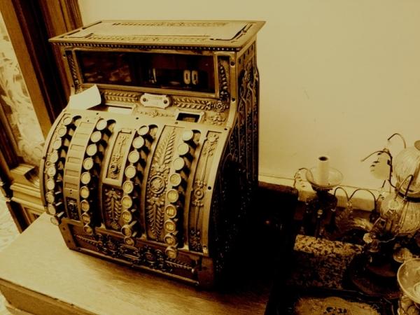 Кассовые аппараты(красота истории).Читать до конца.