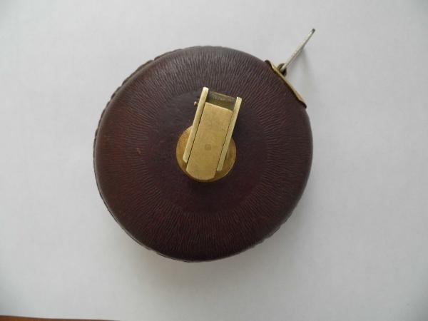 Рулетка измерительная-старинная