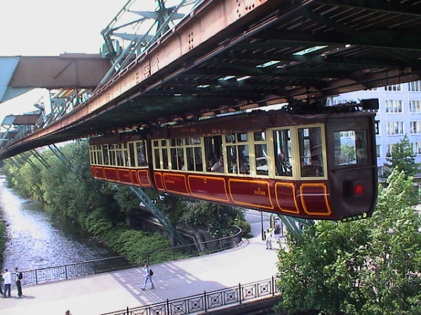 Исторический кайзерский поезд