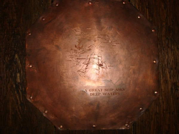Ломберный стол (для игры в карты) дуб. масло. медь (Фото 3)