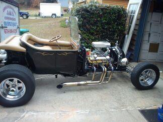 Вот такая у меня машина