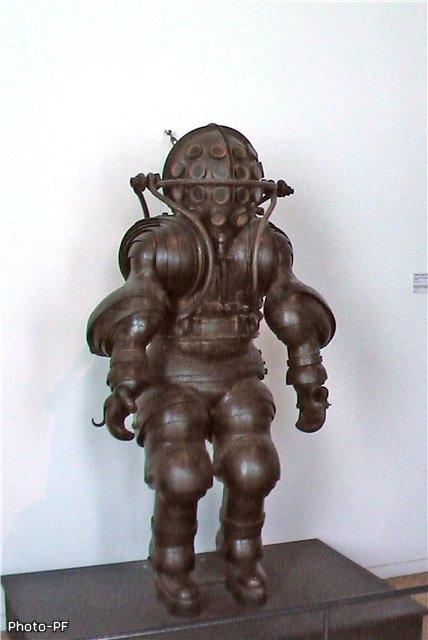 Подводный стимпанк. Часть 1. (Фото 8)