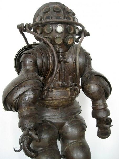 Подводный стимпанк. Часть 1. (Фото 2)