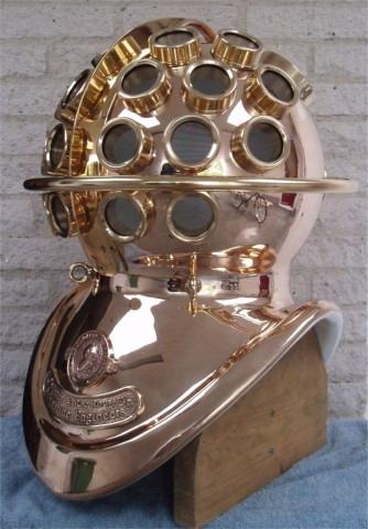 Подводный стимпанк. Часть 1.
