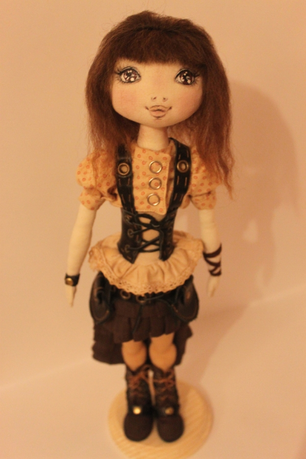 Куклы стимпанк (Фото 2)
