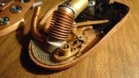 Компьютерная мышь с паровым двигателем (Фото 7)