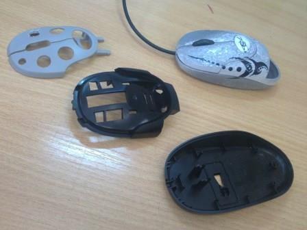 Компьютерная мышь с паровым двигателем (Фото 2)