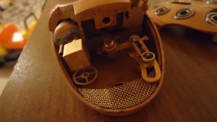 Компьютерная мышь с паровым двигателем (Фото 8)