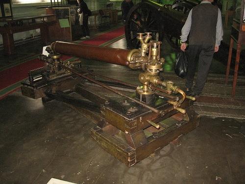 Паровая пушка полковника Карелина. (Фото 3)