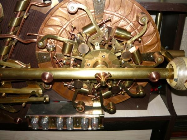 Маразматический механим (первая работа) (Фото 5)