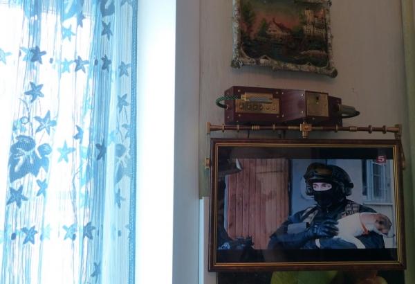 ТелеИдея телевизор на кухню, похоже, но не стимпанк.