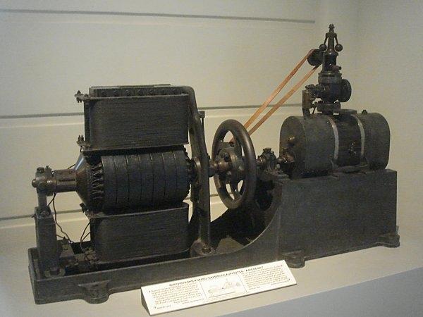 Роторные двигатели древности. (Фото 8)