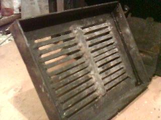 Механическая шашлычница 2