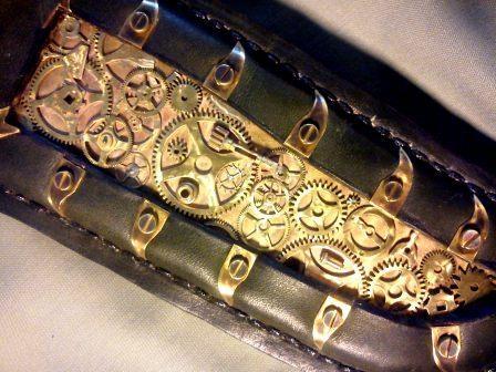 Ножны steampunk (Фото 3)