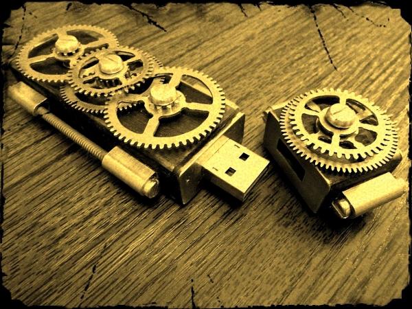 Механическая память  - доработанная.