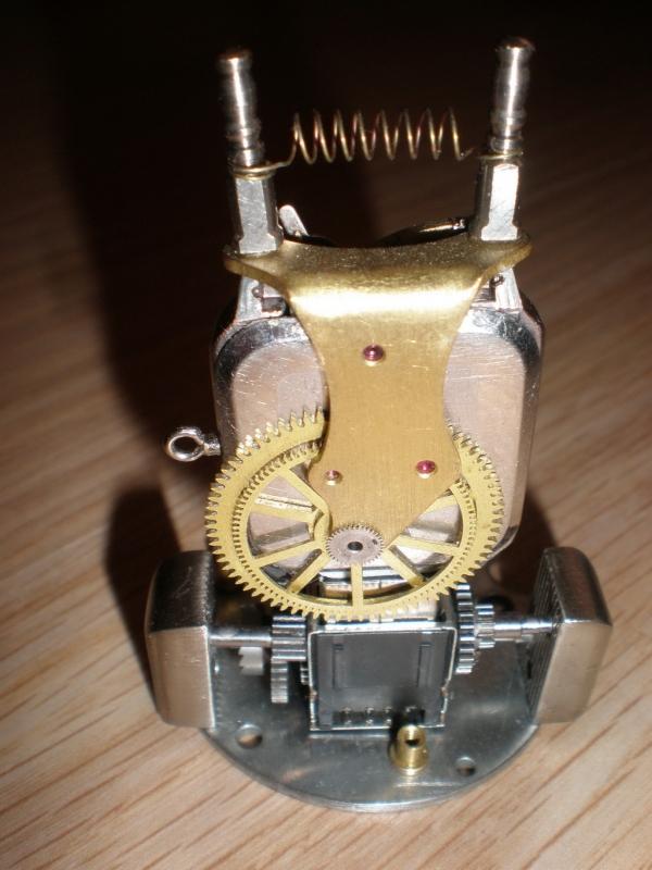 Электромеханический информационный передатчик. (Фото 2)
