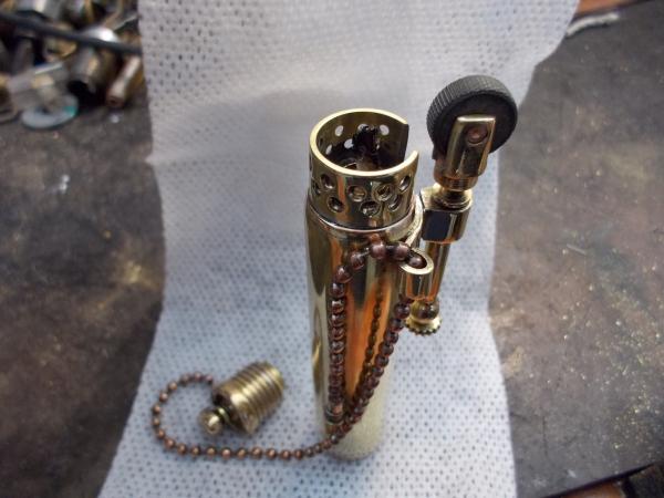 Зажигалка N5 ,,ГУСАР,, (Фото 4)