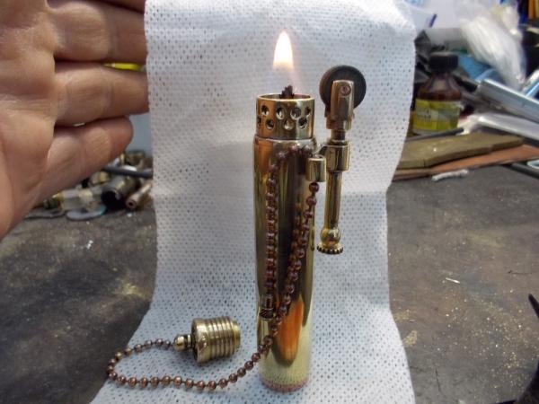 Зажигалка N5 ,,ГУСАР,, (Фото 6)