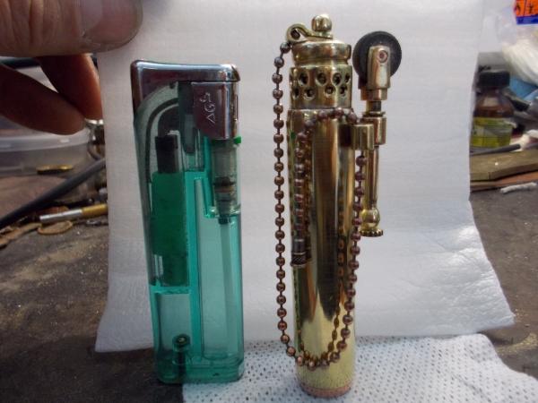 Зажигалка N5 ,,ГУСАР,, (Фото 2)