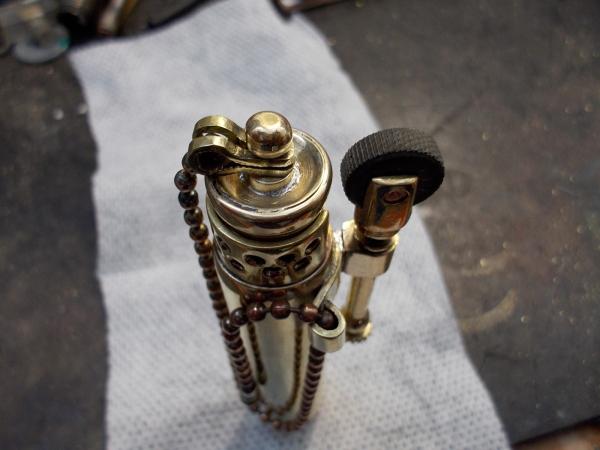 Зажигалка N5 ,,ГУСАР,, (Фото 3)